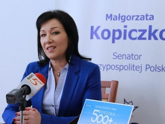 Małgorzata-Kopiczko-senator-PiS-z-Ełk