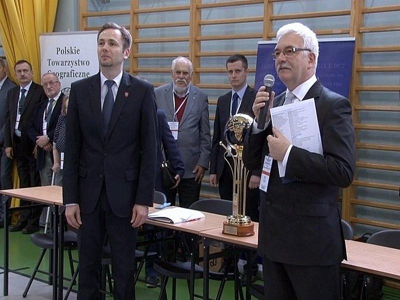 Finał XLIII Olimpiady geograficznej