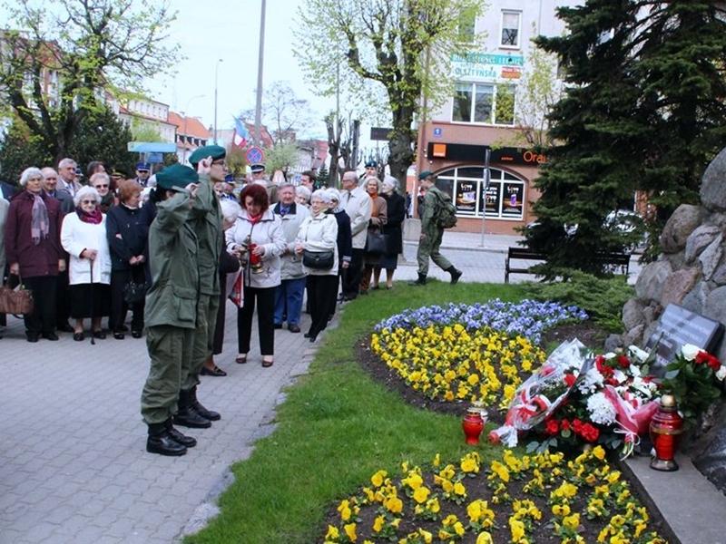 Uczcili pamięć ofiar II wojny światowej