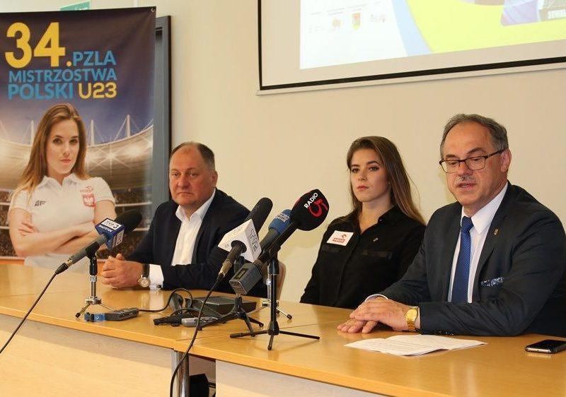 34. Mistrzostwa Polski w Lekkiej Atletyce U23