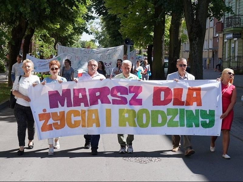 """""""Marsz dla życia i rodziny"""""""