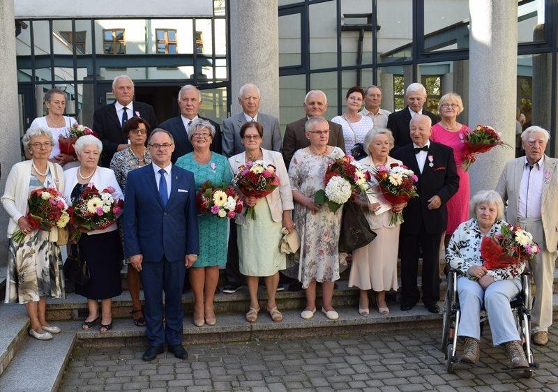 Przeżyli razem 50 i więcej lat