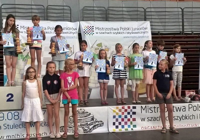 Sukces młodych szachistów