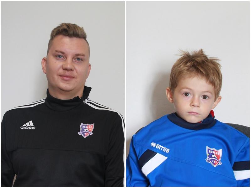 Adrian Kochanowski i Wojciech Koniecko