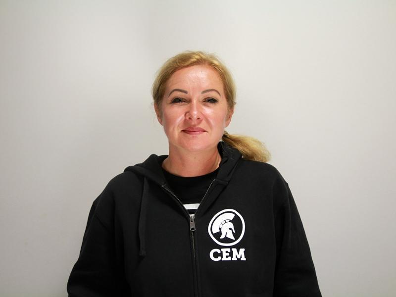 Agnieszka Pasko, dyrektor CEM