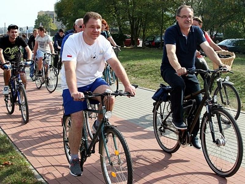 Do wygrania trzy rowery
