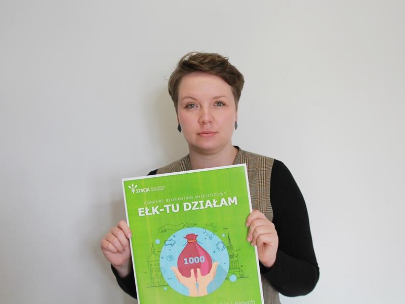 Kamila Guzewicz - Stowarzyszenie ADELFI