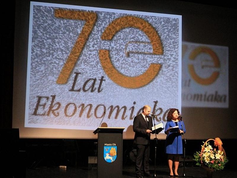 """70 lat """"Ekonomiaka"""""""