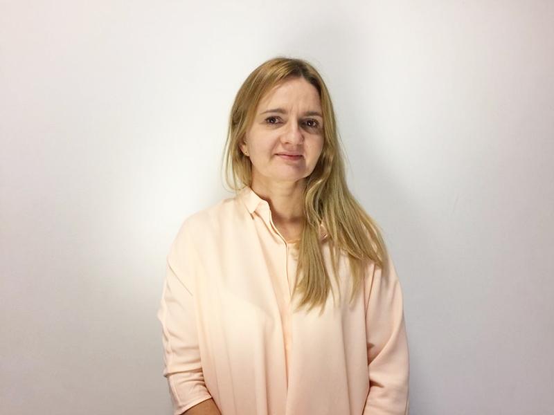 Beata Marchel, wicedyrektor SP 2 w Ełku