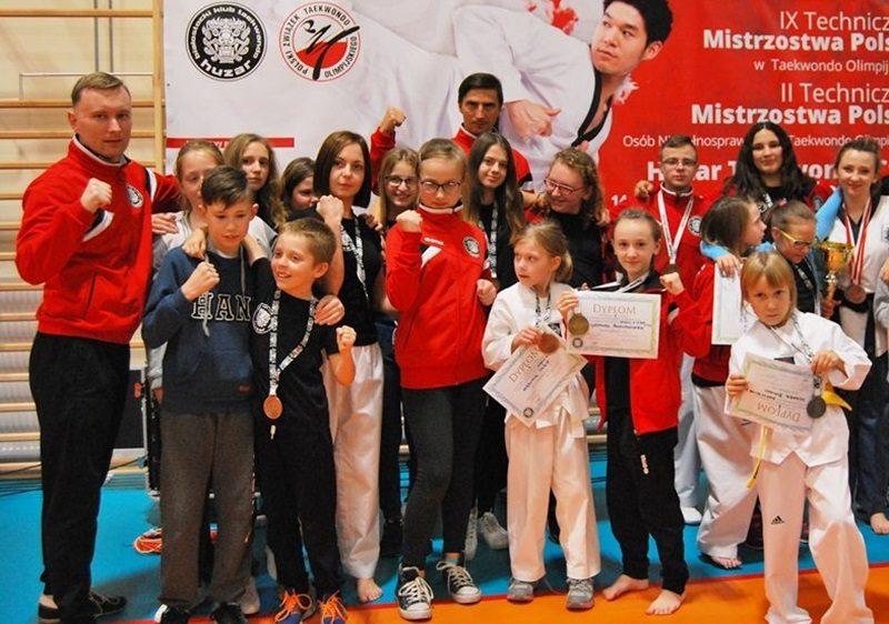 Mistrzostwa Polski Teakwondo