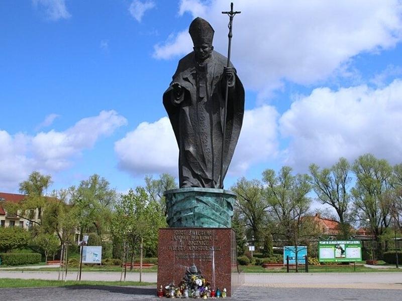 13. rocznica śmierci Jana Pawła II