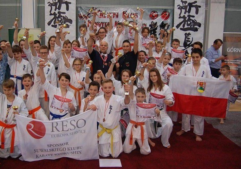 Pracowity koniec roku karateków