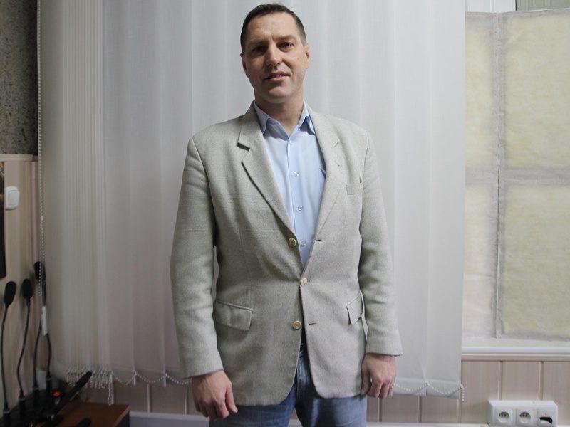 Dariusz Ułanowicz - Salos Suwałki