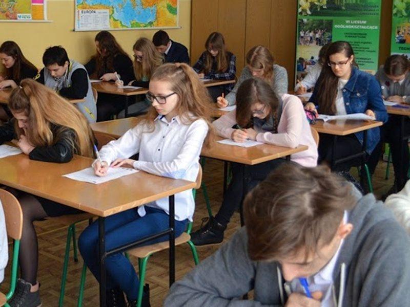 II Międzyszkolny Konkurs Wiedzy o Suwałkach