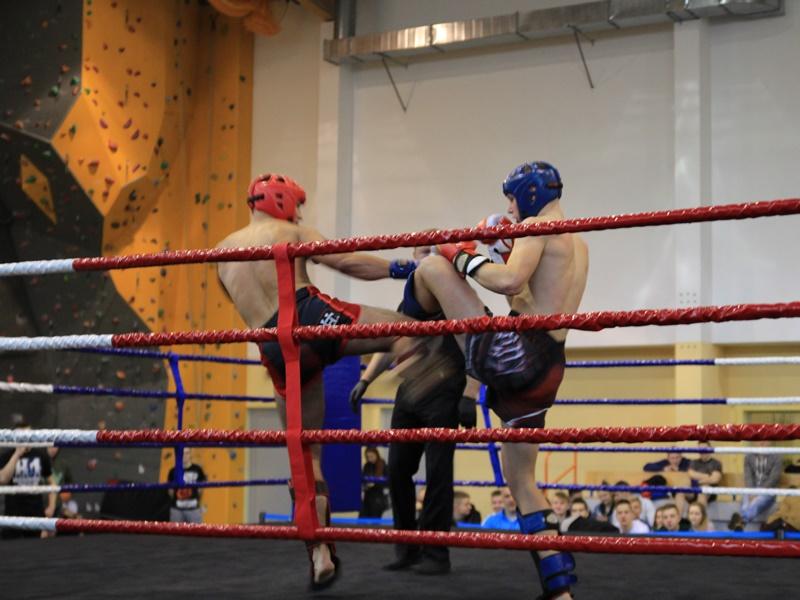 Wystartowała Ełcka Liga Kickboxingu