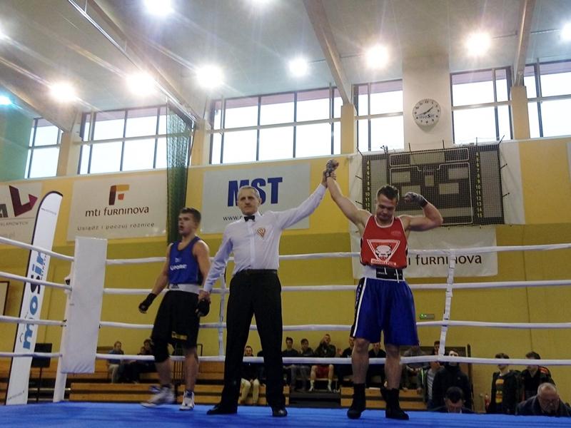 Sukcesy bokserów