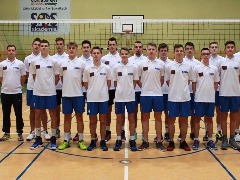 Mistrzowie województwa juniorów