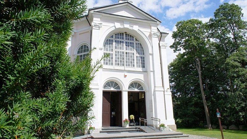 Odnowią kaplicę