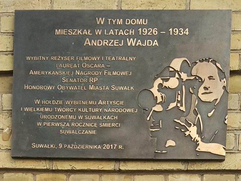 92. rocznica urodzin Andrzeja Wajdy