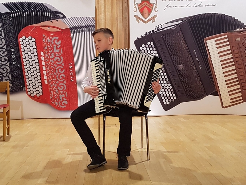 III Międzynarodowy Konkurs Akordeonowy
