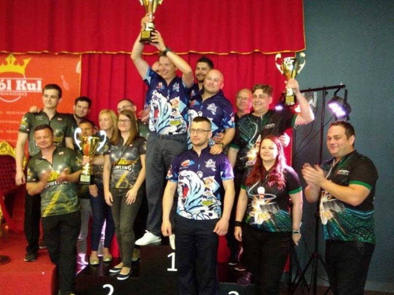 Wielki sukces suwalskich bowlingowców