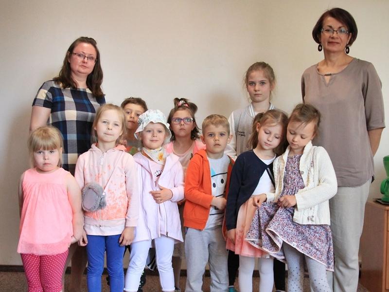 """Niepubliczne Katolickie Przedszkole """"U Lolka"""" w Ełku"""