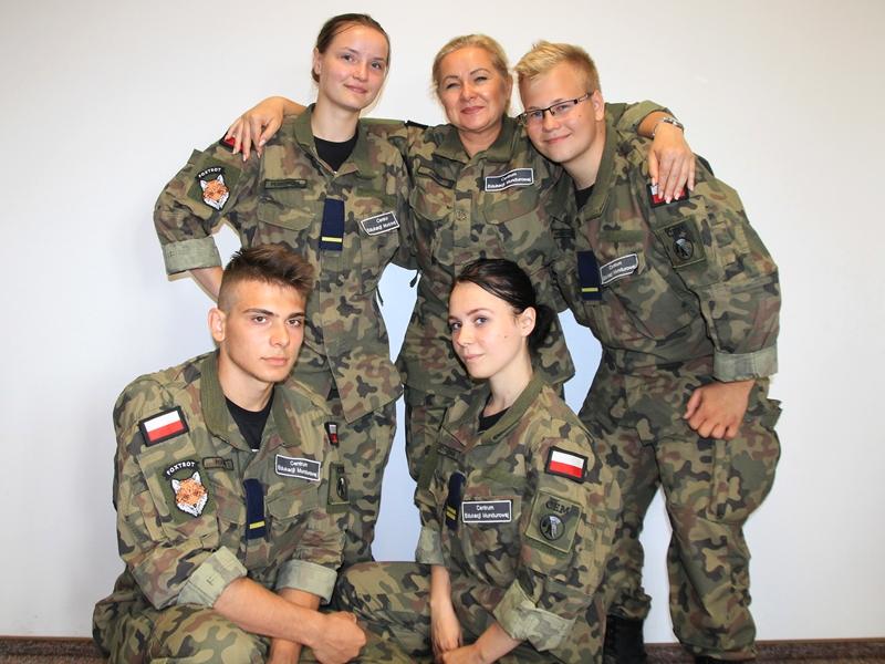 Przedstawiciele CEM w Ełku