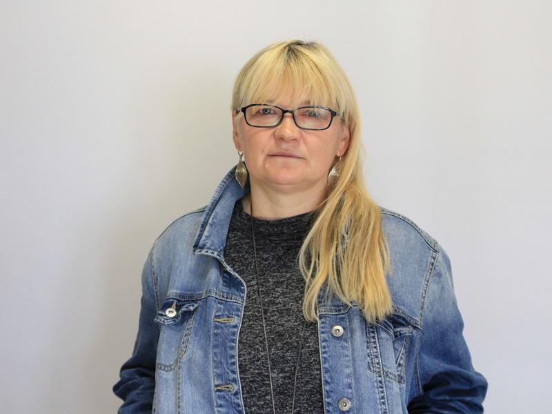 Iwona Adeszko - dyrektor MBP w Ełku