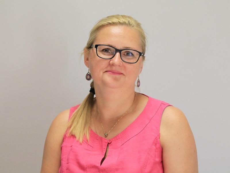 Iwona Zalewska z MBP w Ełku