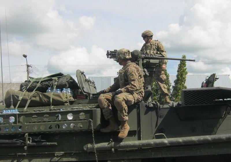 Przejadą żołnierze