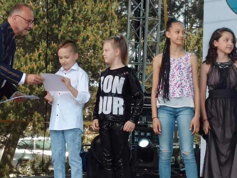 Wyróżnienia na Gdynia Open Festiwalu