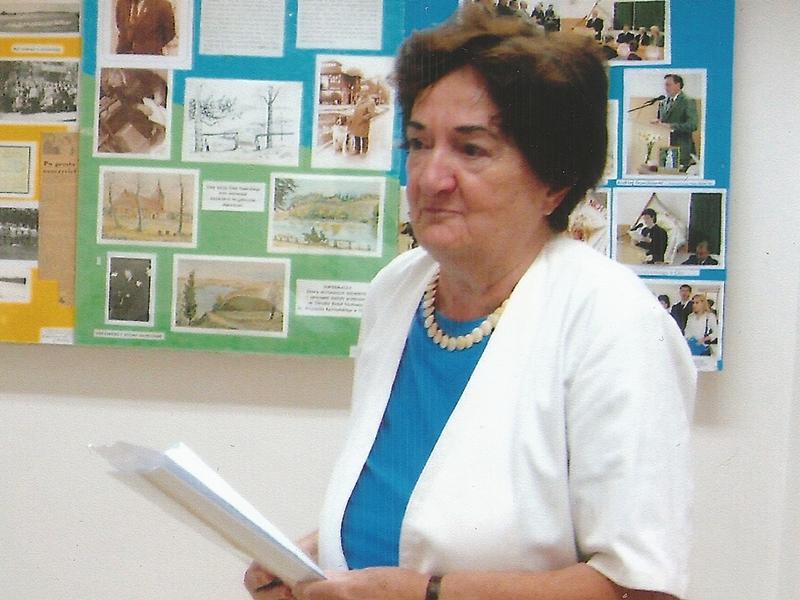 Elżbieta Pańko Ełczaninem Roku