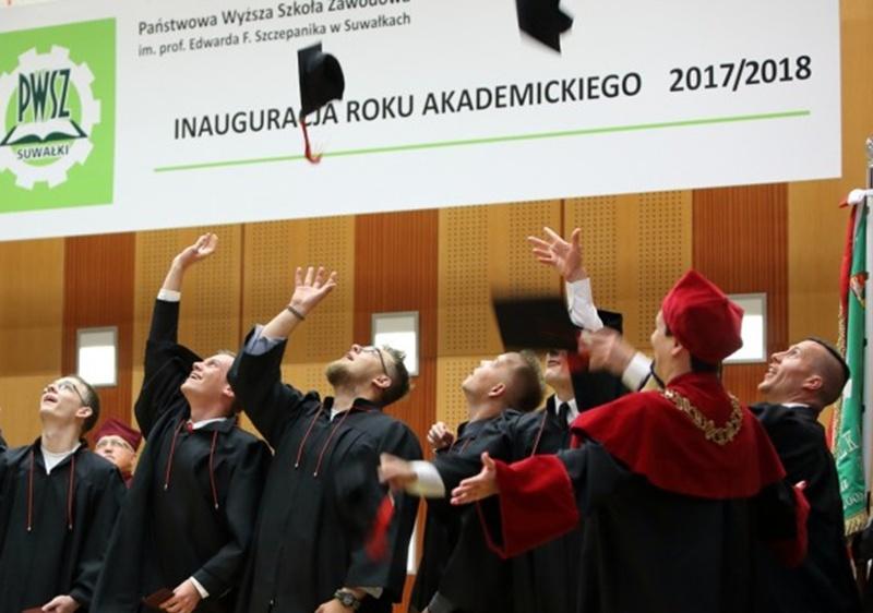Tu student jest najważniejszy! Trwa rekrutacja na PWSZ w Suwałkach