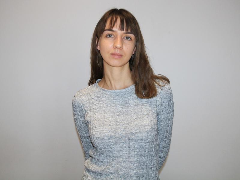 Ewelina Zbydniewska z Kina ECK