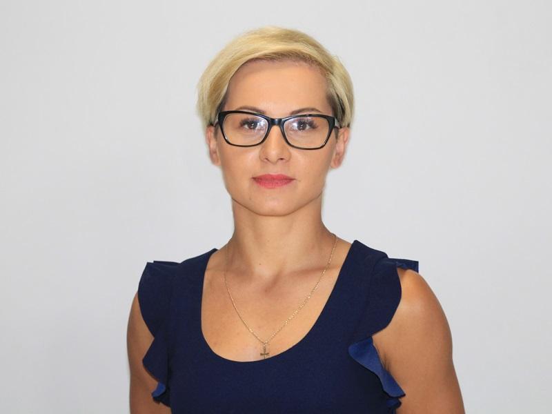 Emilia Sigiel-Polakowska z CEE w Ełku