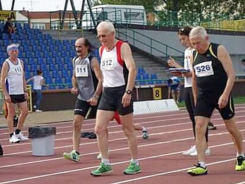 Jerzy Broc z kolejnymi medalami