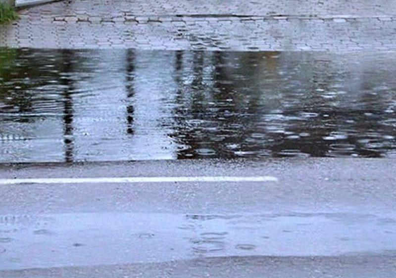 Burze i intensywny deszcz