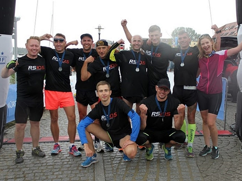 Sukces suwalskich biegaczy