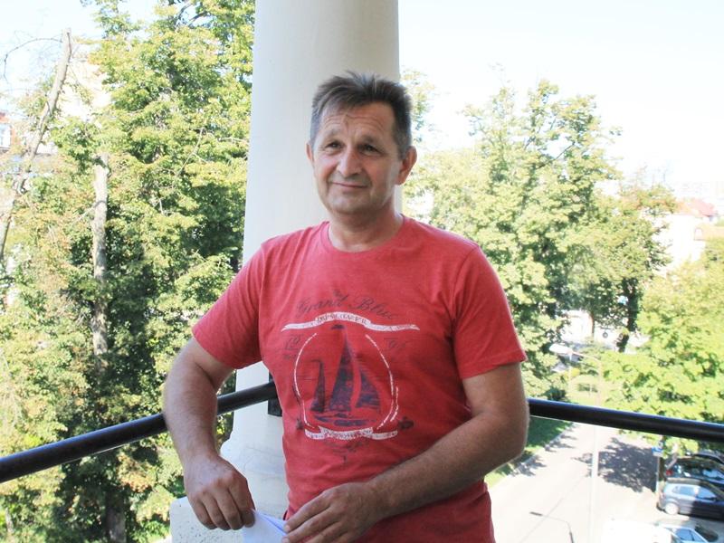 Roman Paczkowski - dyrektor CEE w Ełku