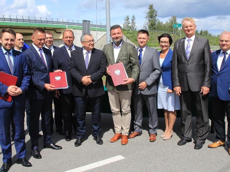 Powstaną kolejne 23 kilometry trasy Via Baltica