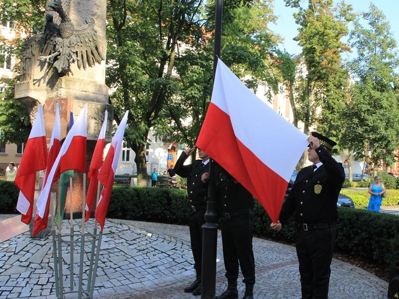 Ełczanie pamiętają. 74. rocznica Powstania Warszawskiego