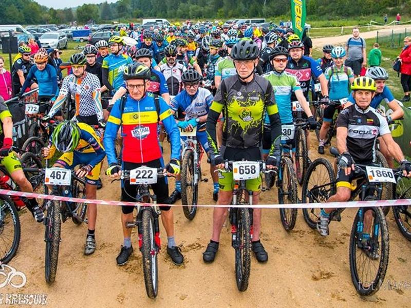 Sukcesy suwalskich rowerzystów