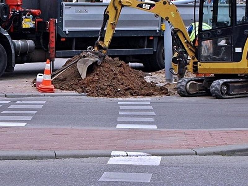 Przebudowa skrzyżowania ul. Gdańskiej i Sikorskiego