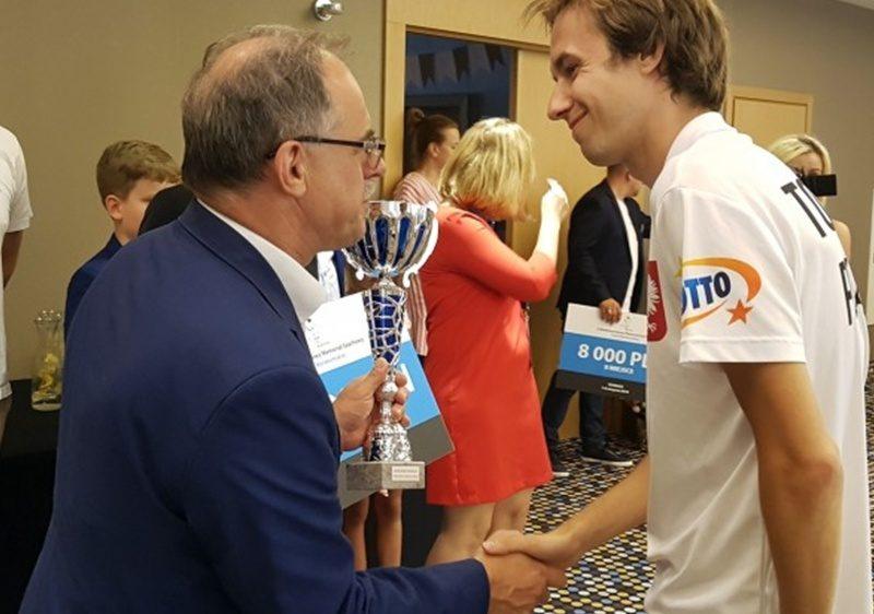 Jacek Tomczak wygrał II Międzynarodowy Turniej Ireny Warakomskiej