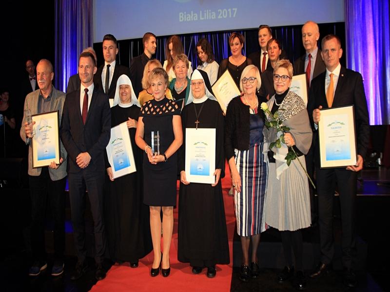 Znamy laureatów Nagrody Białej Lilii