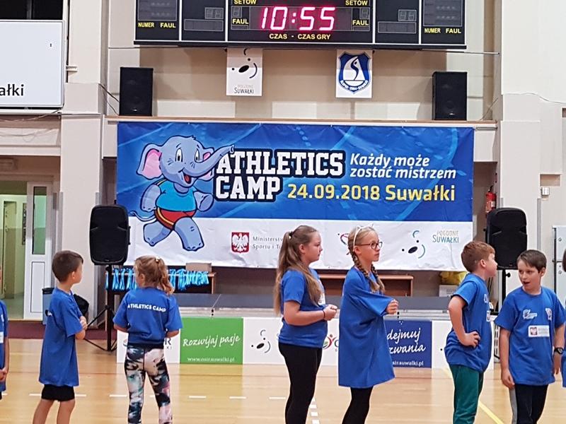 Athletics Camp