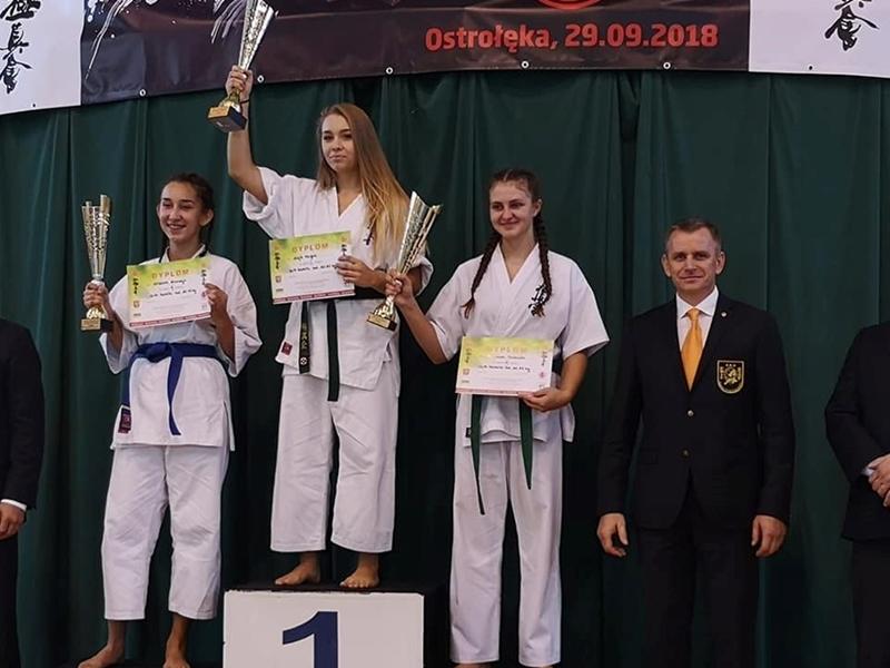 Troje ełczan w kadrze na Mistrzostwa Europy Karate!