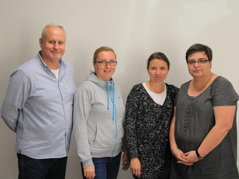Nauczyciele ze Szkoły Podstawowej nr 4 w Ełku