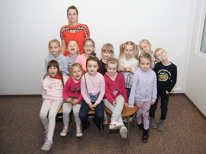 """Miejskie Przedszkole """"Ekoludki"""" w Ełku"""