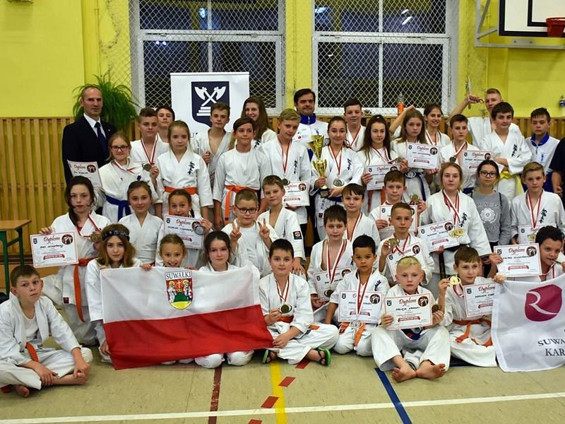 Ogólnopolski Młodzieżowy Turniej Karate